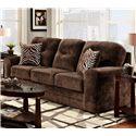 Washington Furniture 1600 Sofa - Item Number: 1600S
