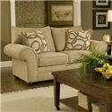 Washington 2120 Traditional Loveseat - Item Number: 2120-LS