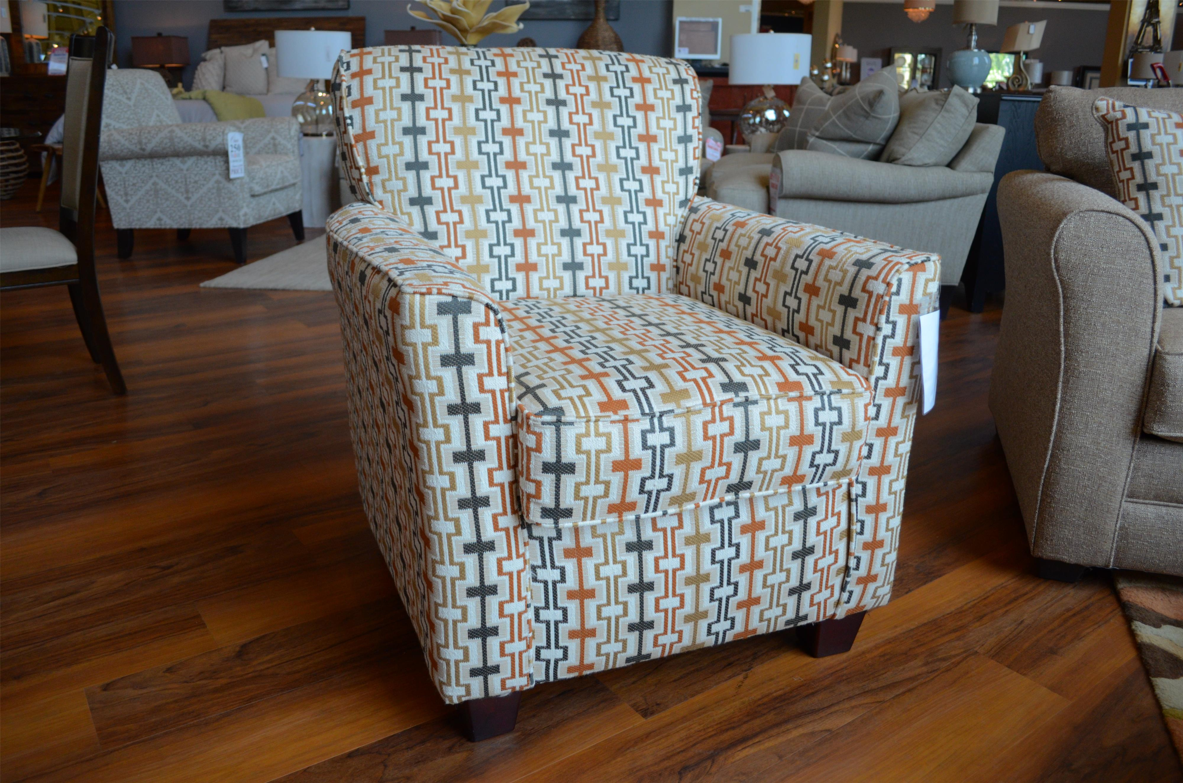 Washington Furniture Mover Straw Accent Chair - Item Number: 2800 MOVER-STRAW-ACCENT-CHR