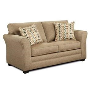 Washington Furniture Mover Straw Loveseat