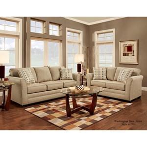 Washington 3250 Washington Living Room Group