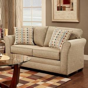 Washington Furniture 3250 Washington Love Seat