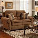 Washington Furniture 3400  Upholstered Loveseat - Item Number: 3402