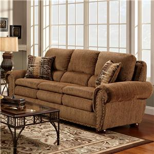 Washington Furniture 3400  Stationary Sofa