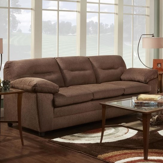 Washington Furniture 3670 Sofa - Item Number: 3673-542