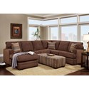 Washington 4160 Living Room Group - Item Number: 4160-436 Living Room Group 1