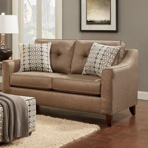 Washington Furniture 4840 Love Seat