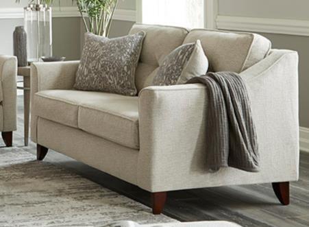 4840 Loveseat by Washington Furniture at Household Furniture