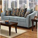 Washington 5000 Stationary Sofa - Item Number: 5000-S