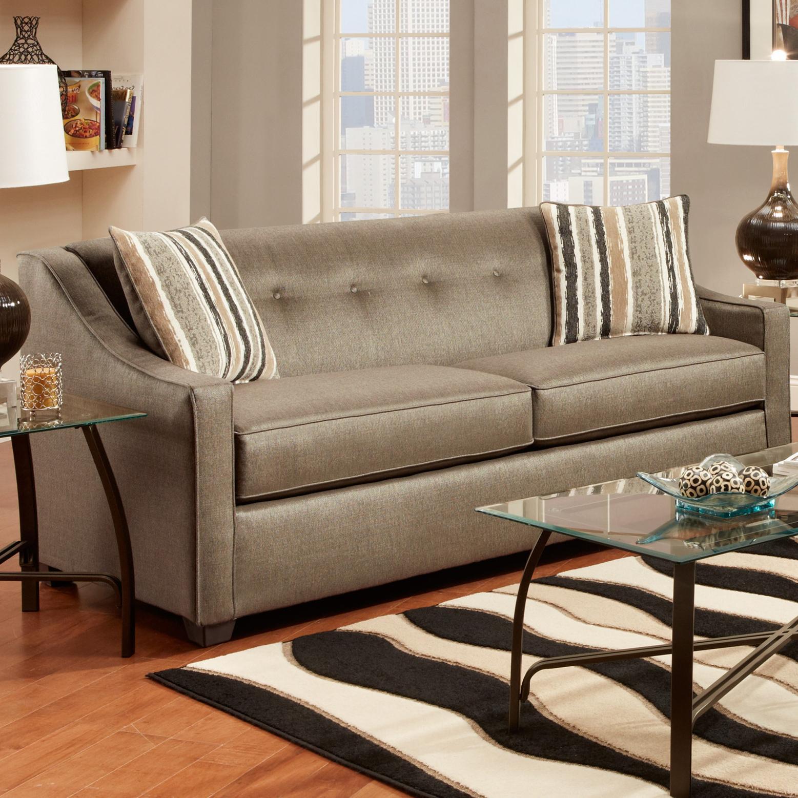 Washington Furniture 5440 Sofa - Item Number: 5443-580