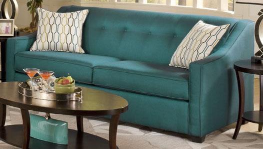 Washington Furniture 5440 Stationary Sofa - Item Number: 5443-581