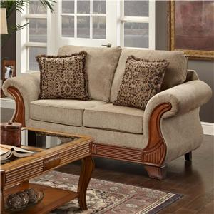 Washington Furniture 7000 Love Seat