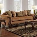 Washington 7680 Sofa - Item Number: 7683-102