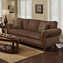 Washington Furniture 8100 Washington Sofa - Item Number: 8103-223