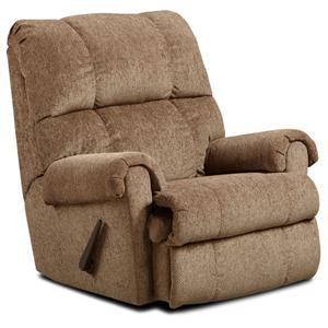 Washington Furniture Victory Tahoe Bark Recliner