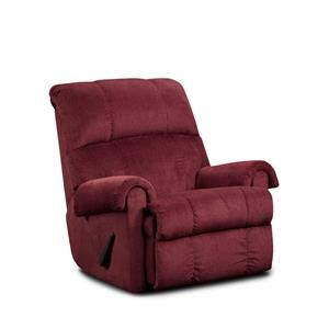 Washington Furniture 8700 Casual Rolled Arm