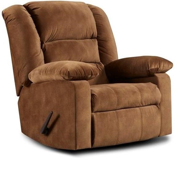 Washington Furniture 8810 Recliner - Item Number: 8810-101-Cody Tobacco