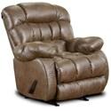 Washington Furniture 9200 Recliner - Item Number: 9200-691-Padre Almond