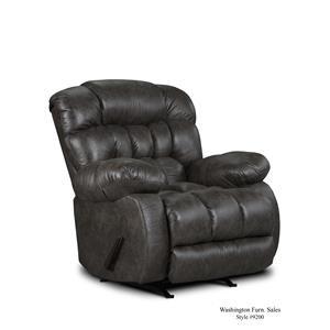 Washington Furniture 9200 Nevada Ash Recliner