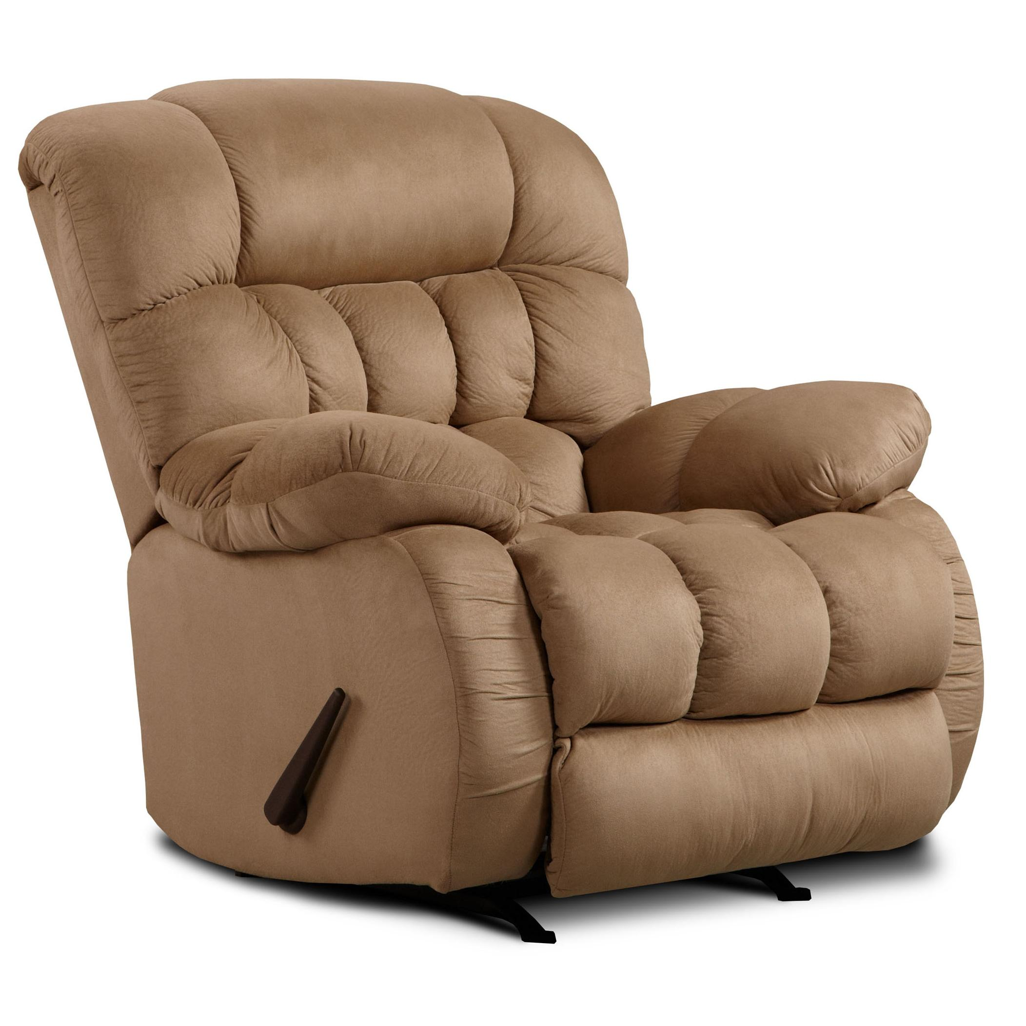 Washington Furniture 9200 Casual Recliner - Item Number: 9200 Taupe