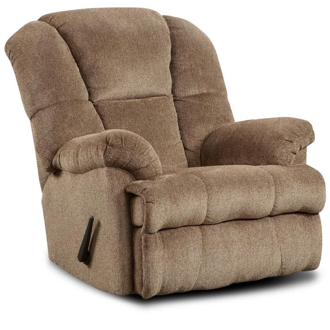 Washington Furniture 9745 Recliner - Item Number: 9745-Hillel Cocoa