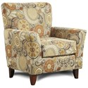 Washington Furniture Accent Chairs by Washington Accent Chair - Item Number: 2200-Karina Espresso