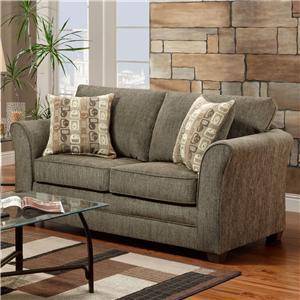 Washington Furniture 3250 Loveseat
