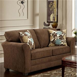 Washington Furniture Council Fudge Loveseat