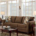 Washington Furniture Council Fudge Sofa - Item Number: 3253-420