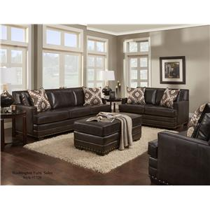 Washington Furniture 1720 Living Room Group