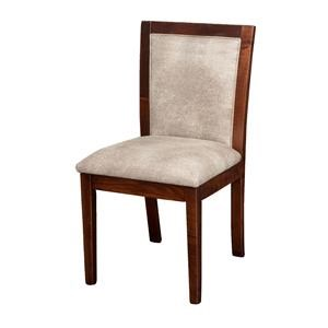 Wayside Custom Furniture Amish Dining Chairs Athalia Dining Chair