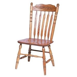 Wayside Custom Furniture Amish Dining Chairs Berkshire Dining Chair
