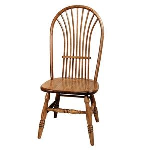 Wayside Custom Furniture Amish Dining Chairs Bluffton Dining Chair