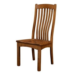Wayside Custom Furniture Amish Dining Chairs Liberty Dining Chair