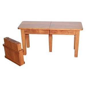 Wayside Custom Furniture Casual Dining Shaker Extend-A-Bench