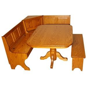 5 Pc Traditional Breakfast Nook