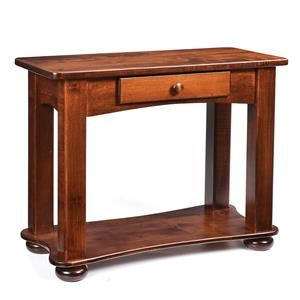 Wayside Custom Furniture Classic Arch Frame Sofa Table