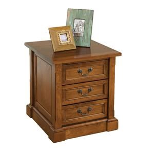Wayside Custom Furniture Bridgeport End Table
