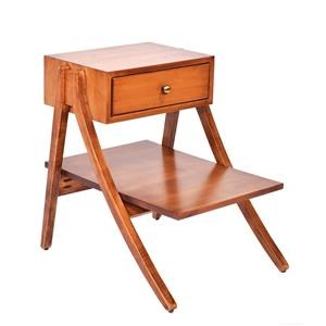Wayside Custom Furniture Brady End Table