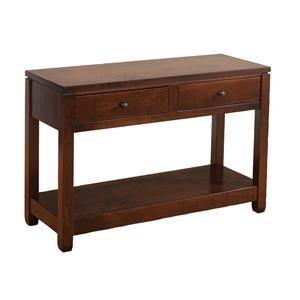 Wayside Custom Furniture Antigo Sofa Table
