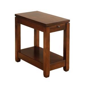 Wayside Custom Furniture Antigo Chairside Table