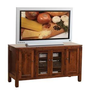 """Wayside Custom Furniture Antigo 56"""" TV Console"""