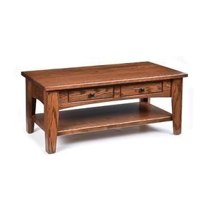Wayside Custom Furniture Ashford Cocktail Table