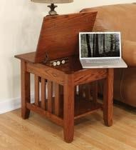 Laptop End Table