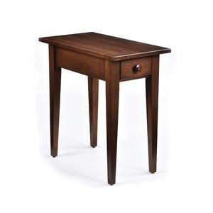 Wayside Custom Furniture Shaker Chairside Table