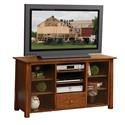 """Wayside Custom Furniture Stratford 56"""" TV Console - Item Number: Stratford 65-602-D-2GDR"""