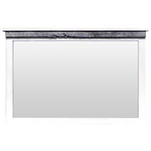Mule Dresser Mirror
