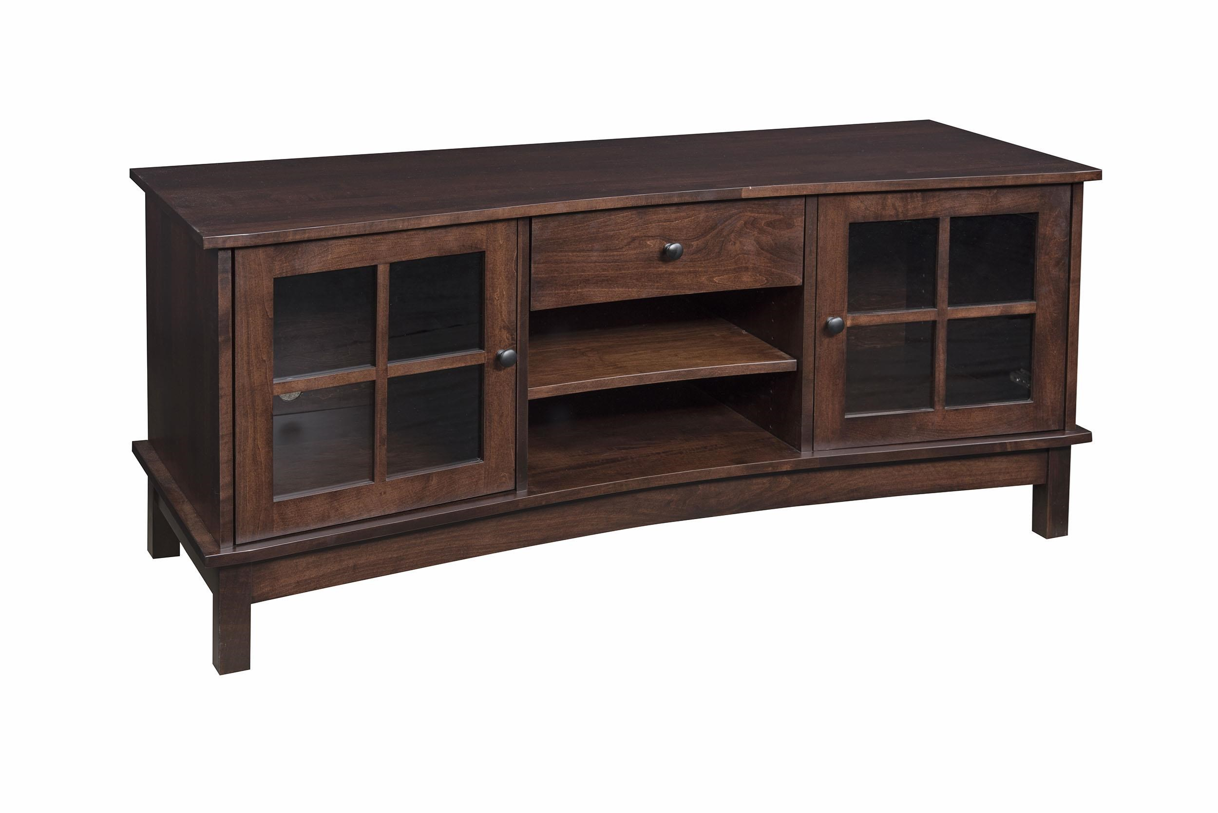 wayside custom furniture solid wood tv stands 60 concave tv stand rh wayside furniture com solid wood tv cabinet with drawers solid wood tv cabinet with doors