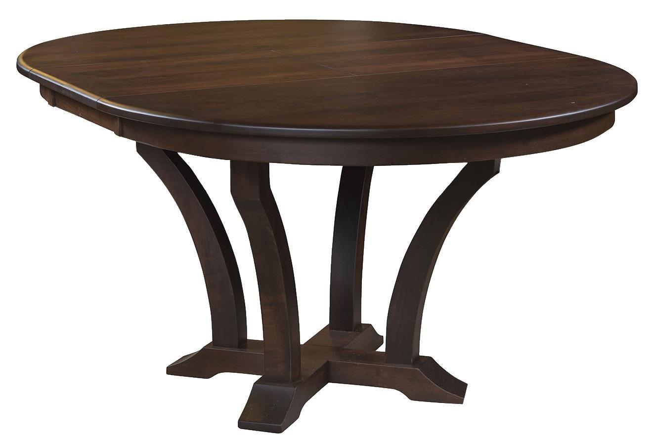 Acadia Single Pedestal Table