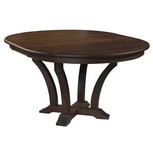 Acadia Single Pedestal Table